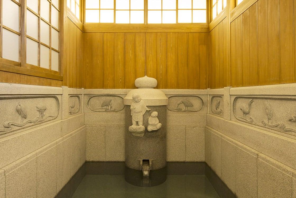 特別浴室のデザイン~又新殿の再現~2