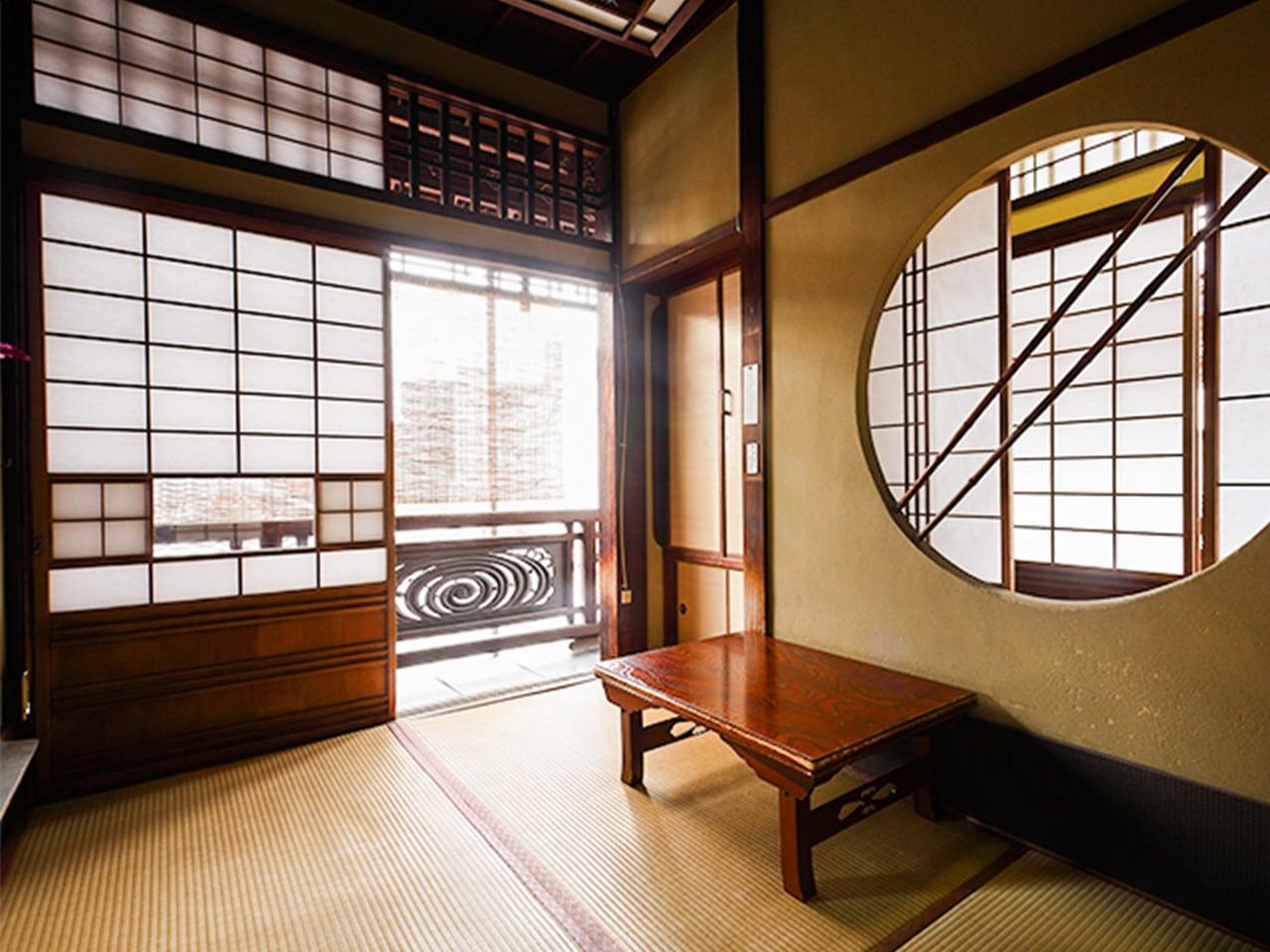 霊の湯 三階個室